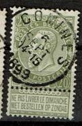 59  Obl  Comines (+4) - 1893-1900 Fine Barbe