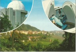 LOIANO OSSERVATORIO ASTRONOMICO UNIVERSITA' DI BOLOGNA MONTE ORZALE (296) - Bologna