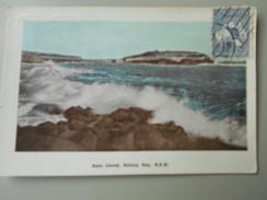 AUSTRALIE AUSTRALIA NEW SOUTH WALES BARE ISLAND BOTANY BAY - Australie