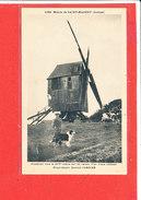 80 SAINT MAXENT Cpa Le Moulin                                    5398 Edit Terrier - France