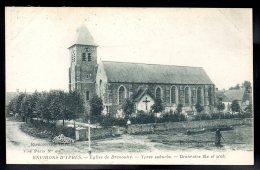 BELGIQUE - Eglise De Dranoutre - Ypres Suburbs - Dranoutre The Church - Heuvelland