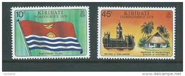 Kiribati 1979 Independence Set 2 MNH - Kiribati (1979-...)