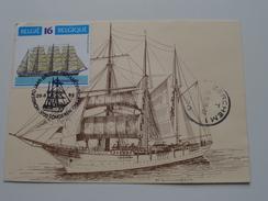 100 Jaar Brugse Zeevaartinrichting 20-8-95 > 1996 > Berchem + Tax ( Zie Foto Voor Details ) !! - Poste & Facteurs