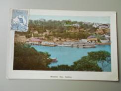 AUSTRALIE AUSTRALIA NEW SOUTH WALES SYDNEY MOSMAN BAY - Sydney