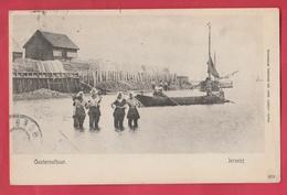 Yerseke ( Jerseke ) - Oestercultuur  - 1906 ( Verso Zien ) - Yerseke