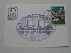 Philatelia Köln / Der VEREINTE NATIONEN ( Entwurf : Edith Hutter ) WIEN > 1991 Antwerpen ( Zie Foto Voor Details ) ! - Poste & Facteurs