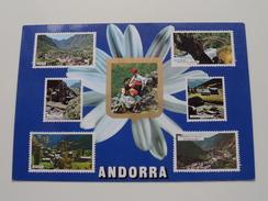 ANDORRA ( Filatelie ) 1989 > Antwerpen ( Zie Foto Voor Details ) ! - Andorre