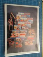 JEUX DE CONSTRUCTION FISCHER TECHNIC   Pour Collectionneurs ... PUBLICITE Page De Revue Des Années 70 Plastifiée Par Mes - Fischertechnik