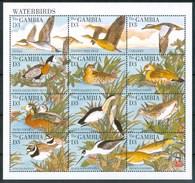 1995 Gambia Uccelli Birds Vogel Oiseaux Anatre Ducks Canards MNH** Ye6 - Gambia (1965-...)
