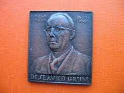 DR.SLAVKO GRUM - Bronzes