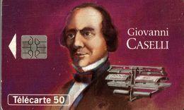 GIOVANNI CASELLI - Phonecards