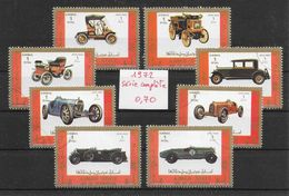 Transport Automobile Bugatti - Ajman N°xxxx à Xxxx 1972 O - Cars