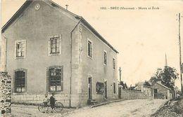 PIE-17-P.T. 8026 : BREE. MAIRIE ET ECOLE - Autres Communes