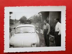 Photo Animee  RENAULT DAUPHINE - Automobile