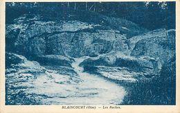 PIE-17-P.T. 8035 : BLAINCOURT-LES-PRECY. LES ROCHES - France