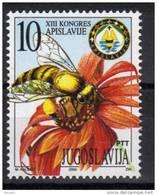 "Yugoslavia,XIII Congress ""APISLAVIA"" 2000.,MNH - 1992-2003 Federal Republic Of Yugoslavia"