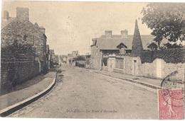 50 MANCHE - DUCEY La Route D'Avranches - Ducey