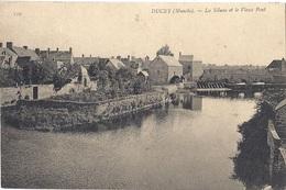 50 MANCHE - DUCEY La Sélune Et Le Vieux Pont - Ducey