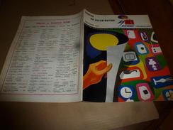 1971  La Chaine De Distribution SCAME Vend Moins Cher Transistors,Electrophones, Etc - Publicités
