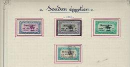 Soudan Egyptien à La Page - Soudan (...-1951)