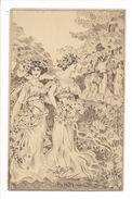 17895 - Elégantes Femmes Printemps - Illustrateurs & Photographes