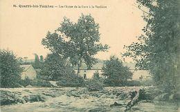 PIE-17-P.T. 8069 :   QUARRE-LES-TOMBES. A LA VERDIERE - Autres Communes