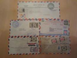 Nicaragua Cover  Airmail        Free Postage - Nicaragua