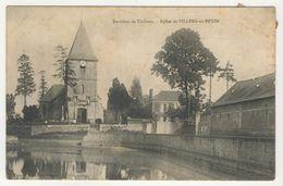 27 - Villers-en-Vexin           Eglise - France
