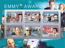 GUINEA 2008 - Emmy, Police Serials - YT 3792-7; CV = 15 € - Police - Gendarmerie