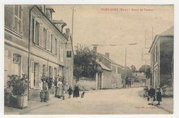 27 - Port-Mort    Route De Vernon - France