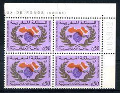 1970 MAROCCO SERIE COMPLETA MNH ** - Marocco (1956-...)