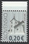 Slovakia, 0.20 E. 2009, Mi # 601, MNH - Nuovi