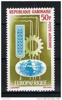 Gabun 1964 - Europafrique - Mi.Nr. 202 ** - Gabun (1960-...)