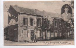 BAZEILLES (08) - JEAN CLAUDE ROCHER DERNIER SURVIVANT DES DEFENSEURS DE LA MAISON DE LA DERNIERE CARTOUCHE - France
