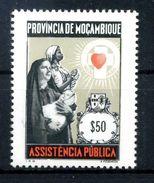 1970 MOZAMBICO SERIE COMPLETA MNH ** - Mozambico