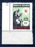 1972 MOZAMBICO SERIE COMPLETA MNH ** - Mozambico