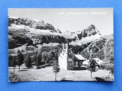 Cartolina - Rifugio Contrin - Col Ombert - Val Di Fassa - 1962 - Trento
