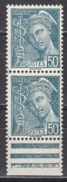 FRANCE 1942 - PAIRE  Y.T. N° 538 - NEUFS** - /W5 - Neufs