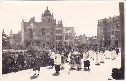 CARTE PHOTO ORLEANS (45) Procession Jeanne D'Arc 8 Mai 1945 Guerre WW2 - Orleans