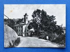 Cartolina Alice - Chiesa Parrocchiale E Monumento Ai Caduti - 1966 - Alessandria