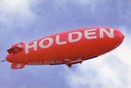 Ballon Holden Automobiles  -  CPM - Globos