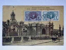 SENEGAL DAKAR Plais Du Gouvernement AK Old Postcard - Senegal