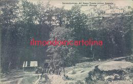 P164 - Incanalamento Del Fiume Tronto Presso Arquata-ascoli Piceno-1917 - Ascoli Piceno