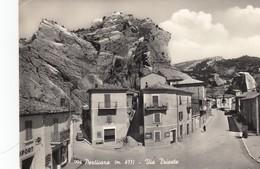AA648- Perticara - Via Trieste - Pesaro - F.g. Viaggiata - Pesaro