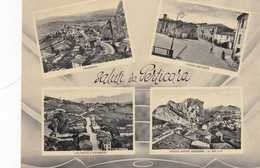 AA650- Saluti Da Perticara - Pesaro - F.g. Viaggiata - Pesaro
