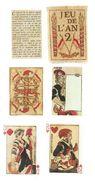 Jeu De L'AN 2 , Cartes à Jouer GRIMAUD , 52 Cartes + 2 Joker + 1 Carte Explicative , Frais Fr : 2.95 E - Playing Cards (classic)