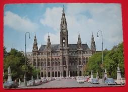 L1- Austria Postcard-Wien,Vienna,Town Hall - Wien Mitte