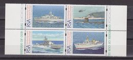South Africa 1997 Navy 4v ** Mnh (37045B) - Zuid-Afrika (1961-...)