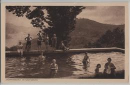 Schwimmbad In Cademario - Animee - TI Tessin