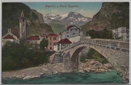 Bignasco E Monte Basodino - TI Tessin